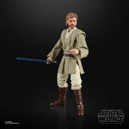Hasbro Star Wars Black Series Obi-Wan Kenobi (Attack of the Clones) Action Figure